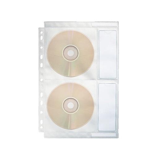 KOSZULKA NA CD A4 ESSELTE