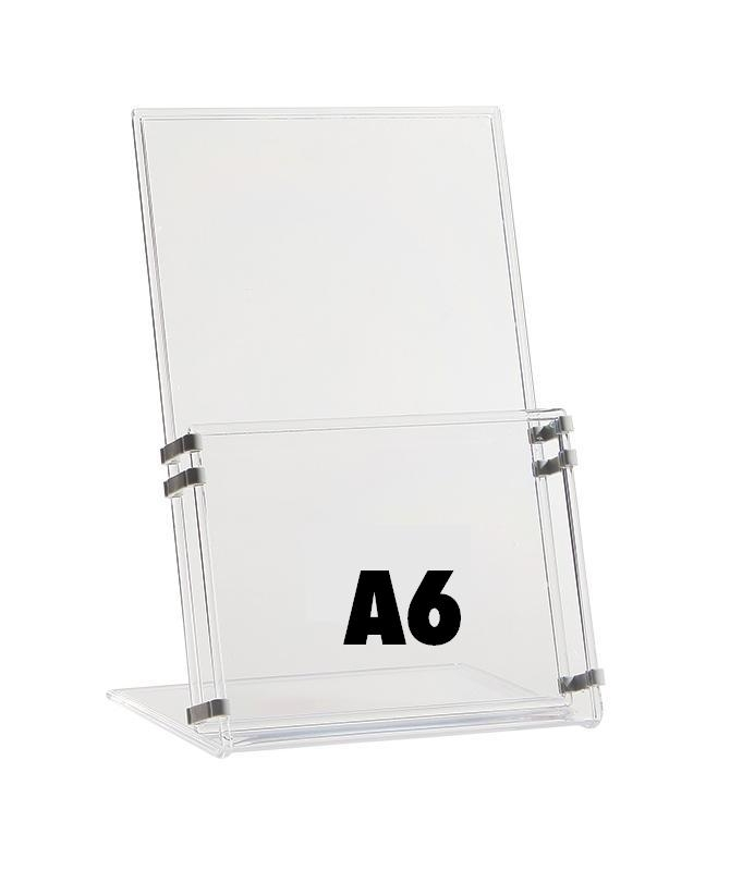 STOJAK NA ULOTKI A6 (105x148mm)