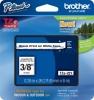 Etykiety laminowane Brother TZE221