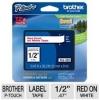 Etykiety laminowane Brother TZE232