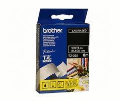 Etykiety laminowane Brother TZE315