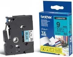 Etykiety laminowane Brother TZE521