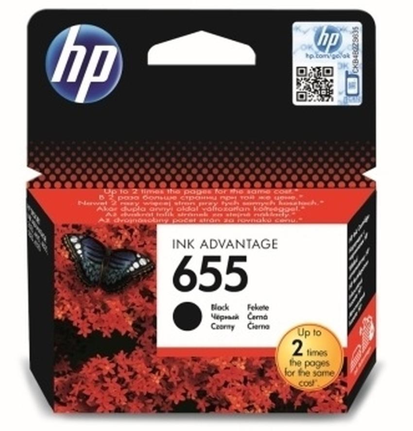 Tusz HP 655 [CZ109AE#BHK]