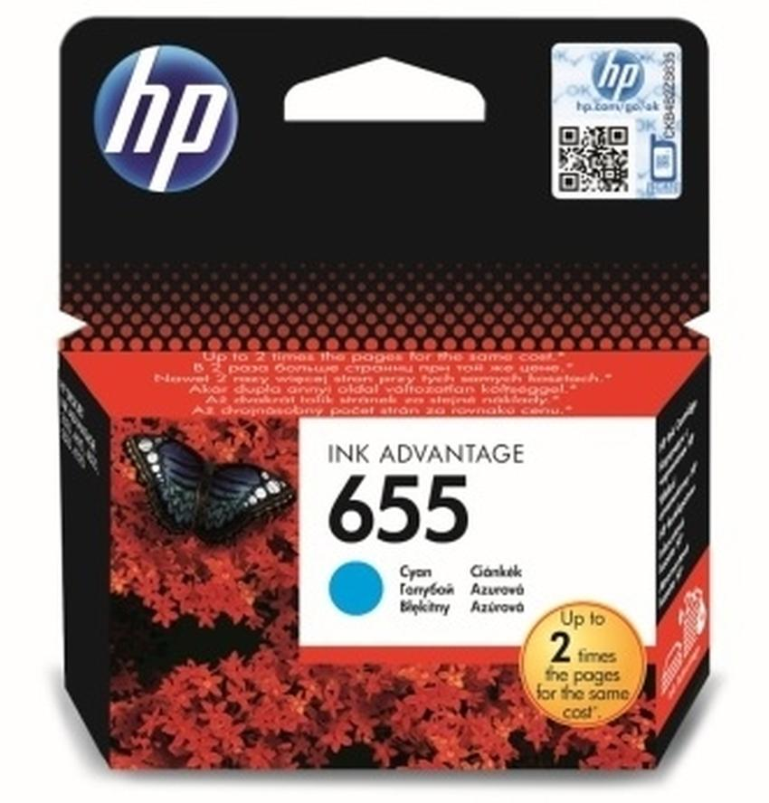 Tusz HP 655 [CZ110AE#BHK]