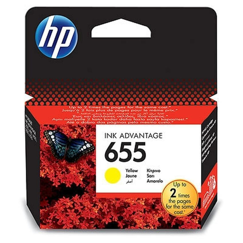 Tusz HP 655 [CZ112AE#BHK]