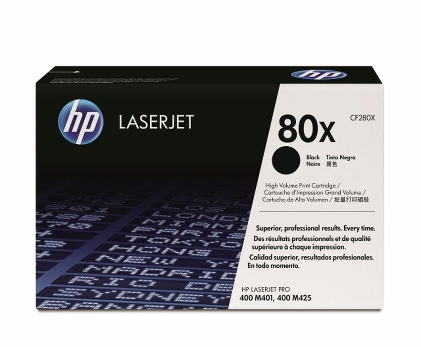 Toner HP 80X [CF280X]