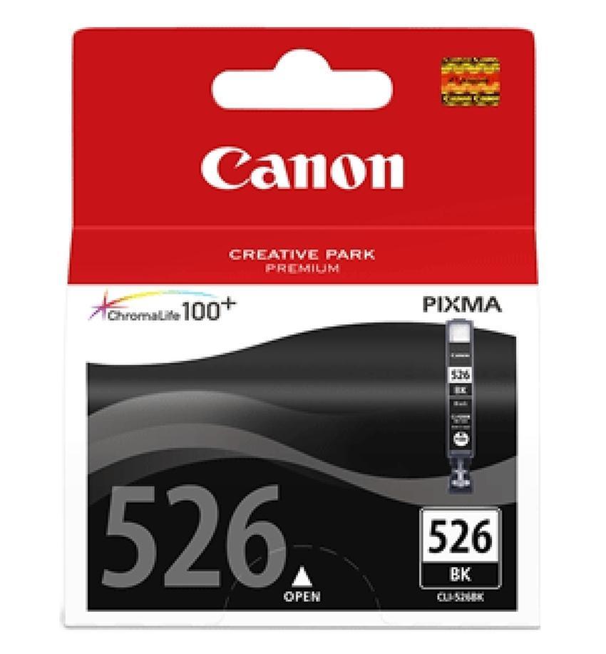 Tusz Canon CLI-526Bk [4540B001]
