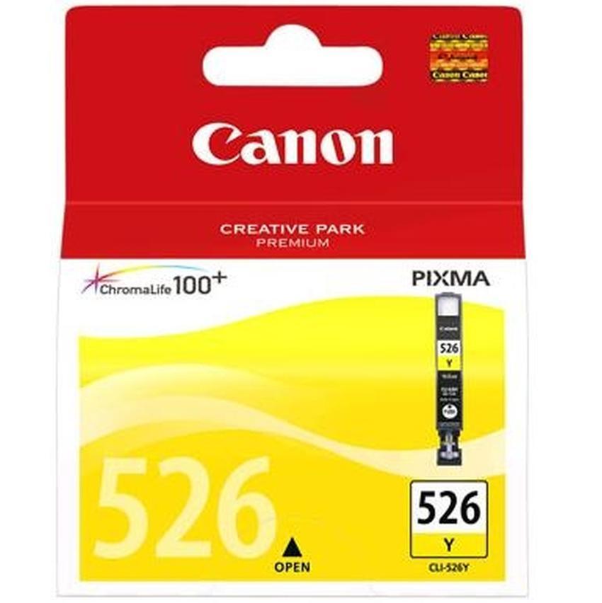 Tusz Canon CLI-526Y [4543B001]