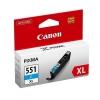 Tusz Canon CLI-551C XL [6444B001]