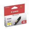 Tusz Canon CLI-551Y XL [6446B001]