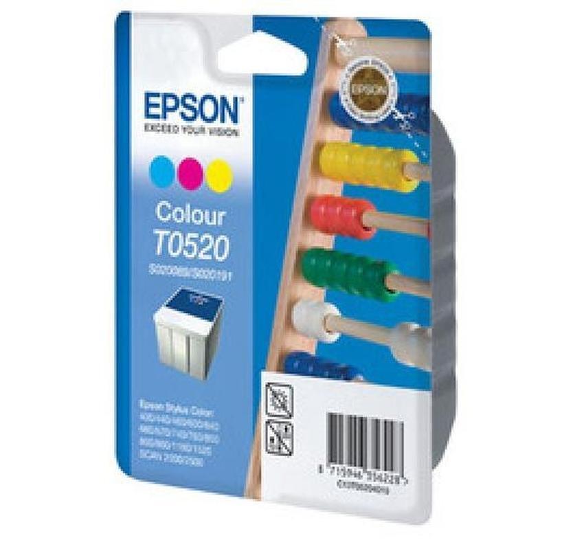 Tusz Epson T0520