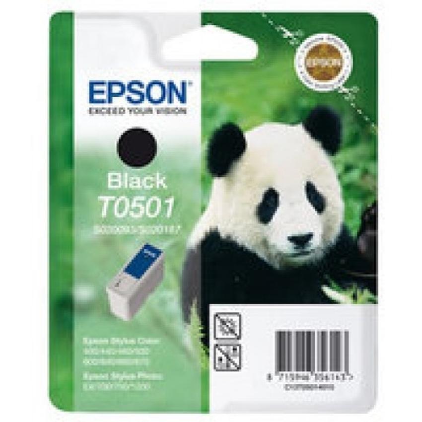 Tusz Epson T0501