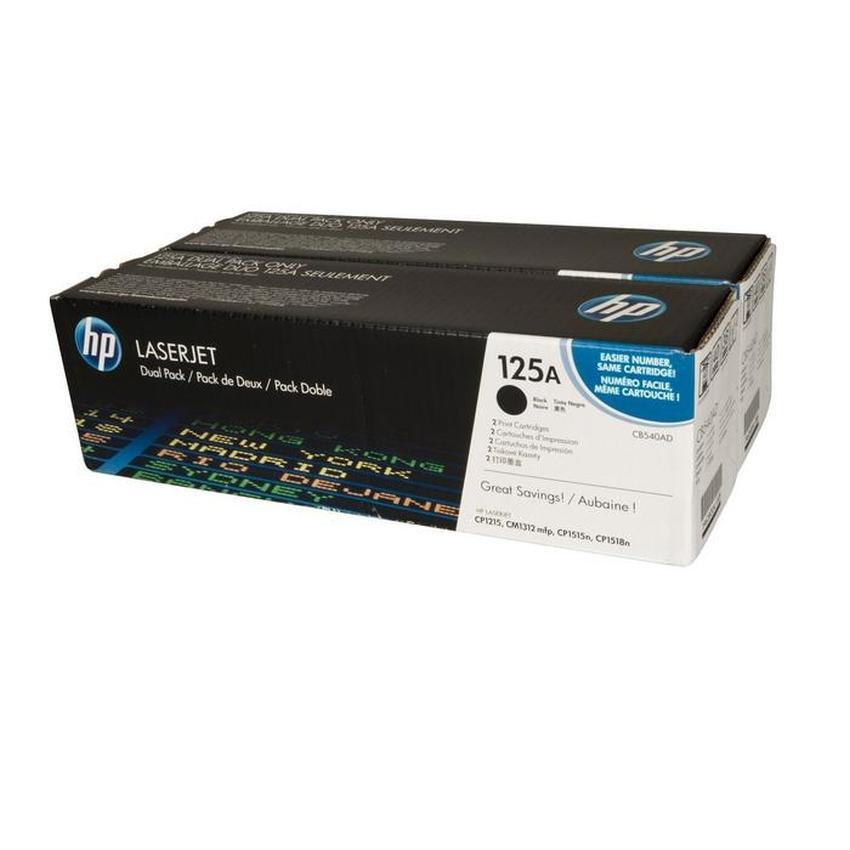 Toner HP 125A dwupak [CB540AD]