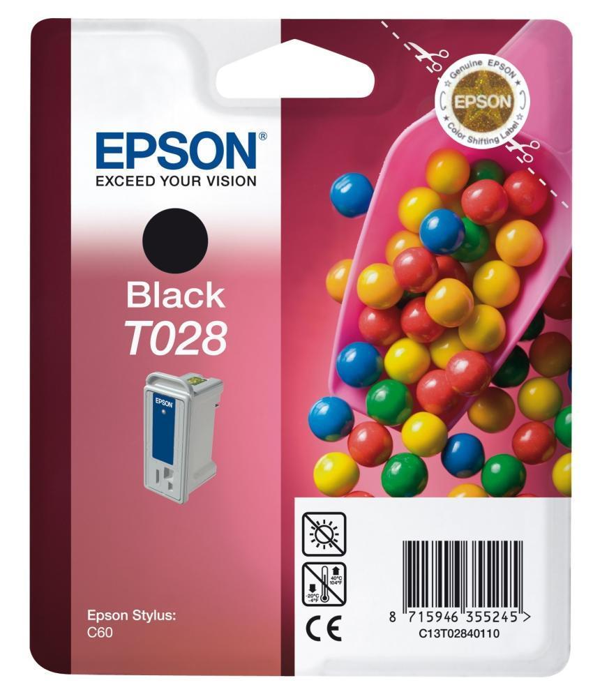 Tusz Epson T028