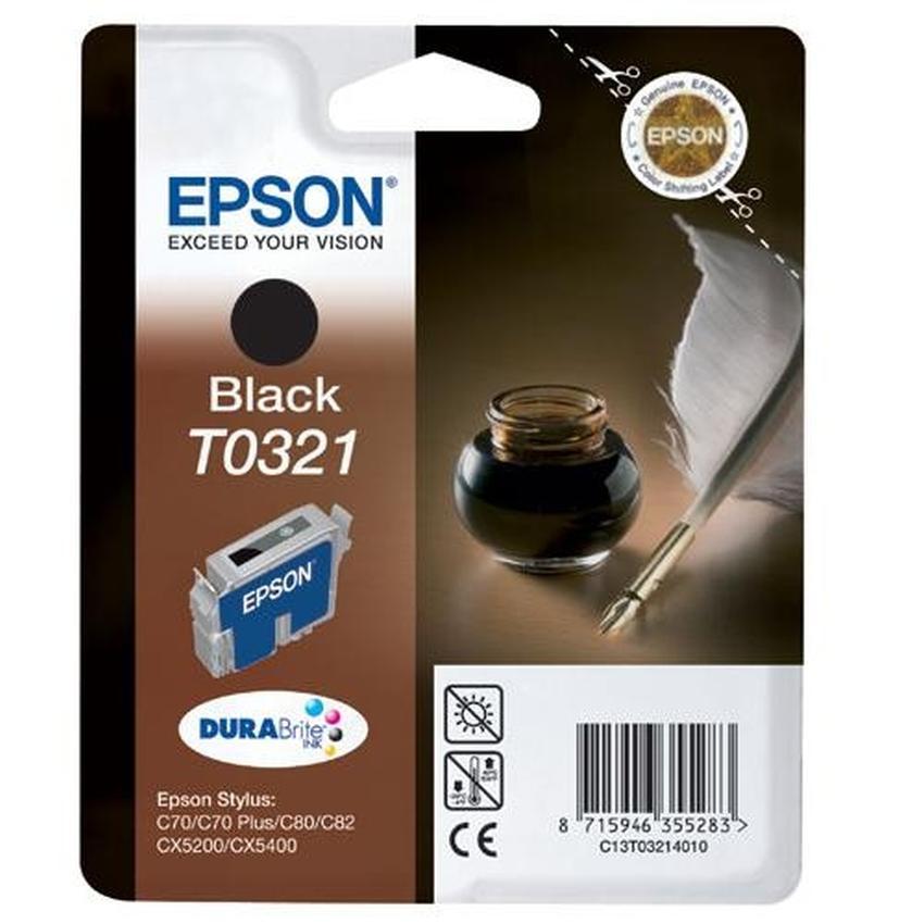 Tusz Epson T0321