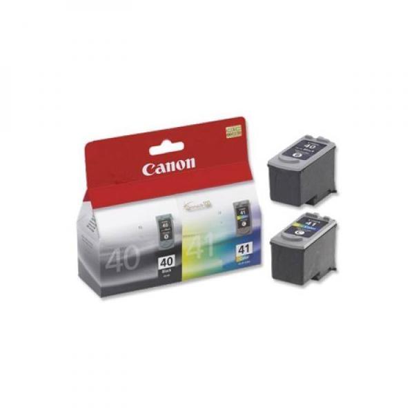 Tusz Canon TwinPack: PG-40 + CL-41 [0615B036] dwupak