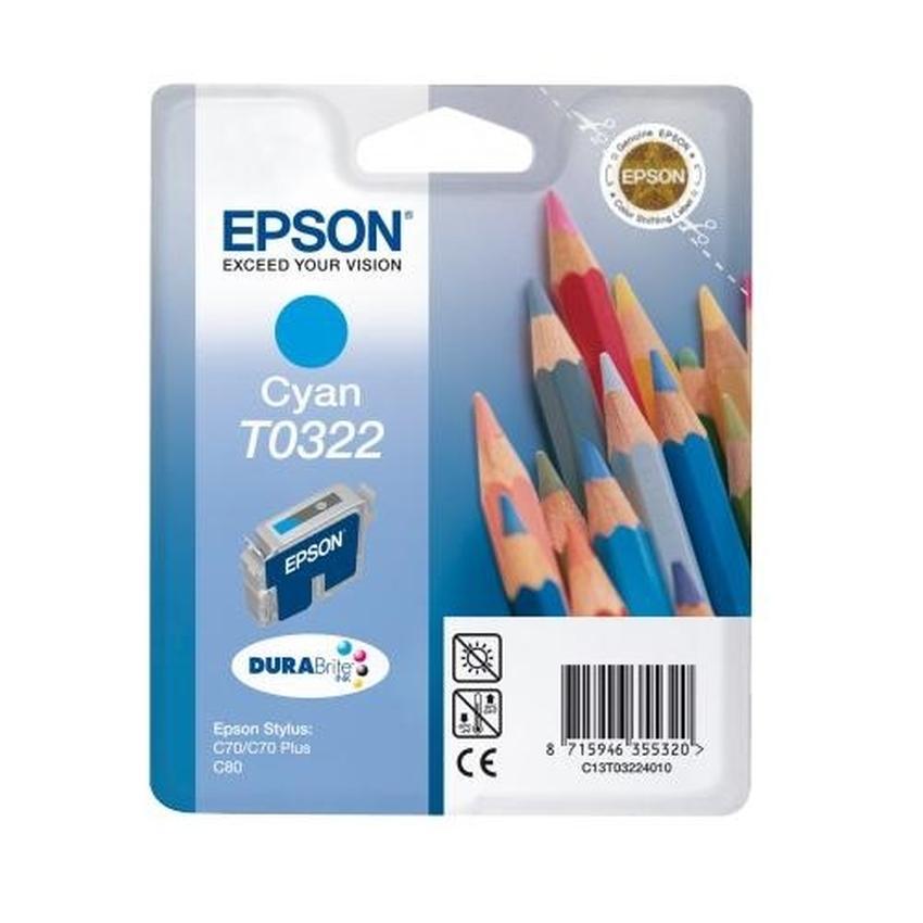 Tusz Epson T0322 [C13T03224010]