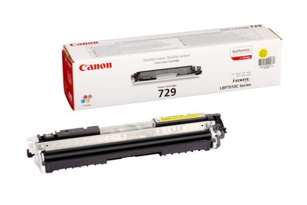 Toner Canon EP-729Y [4367B002AA]