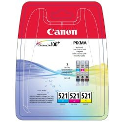 Tusz Canon CLI-521 Pack CMY