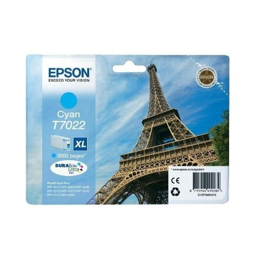 Tusz Epson T7022 XL [C13T70224010]