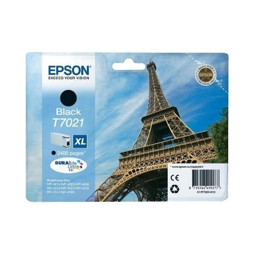 Tusz Epson T7021 XL [C13T70214010]