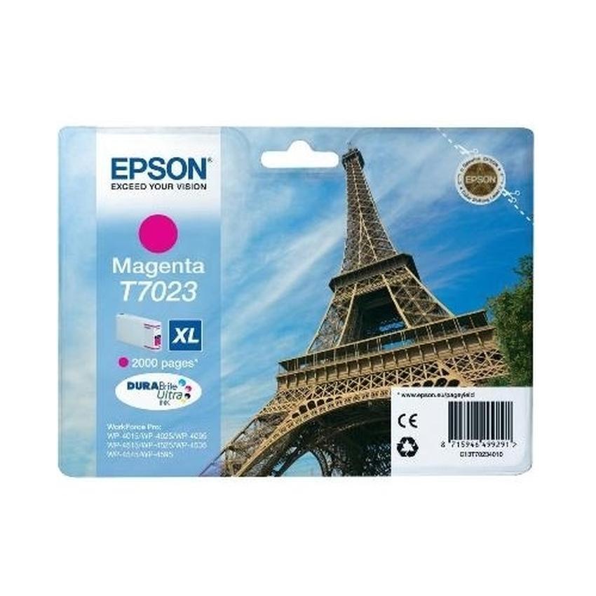 Tusz Epson T7023 XL [C13T70234010]