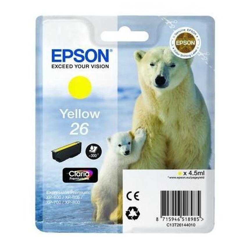 Tusz Epson T2614