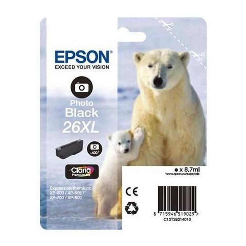Tusz Epson T2631 XL