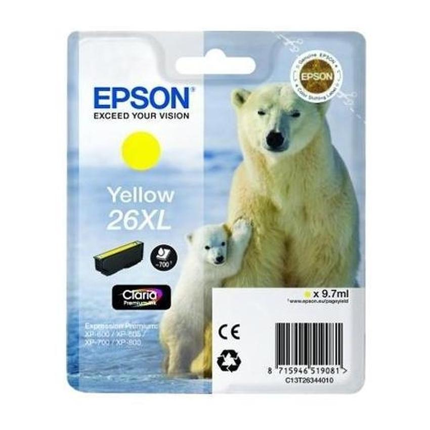 Tusz Epson T2634 XL [C13T26344010]