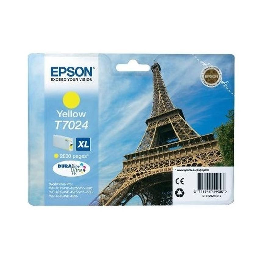 Tusz Epson T7024 XL [C13T70244010]