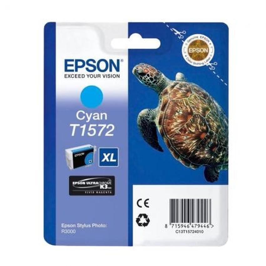 Tusz Epson T1572 [C13T15724010]
