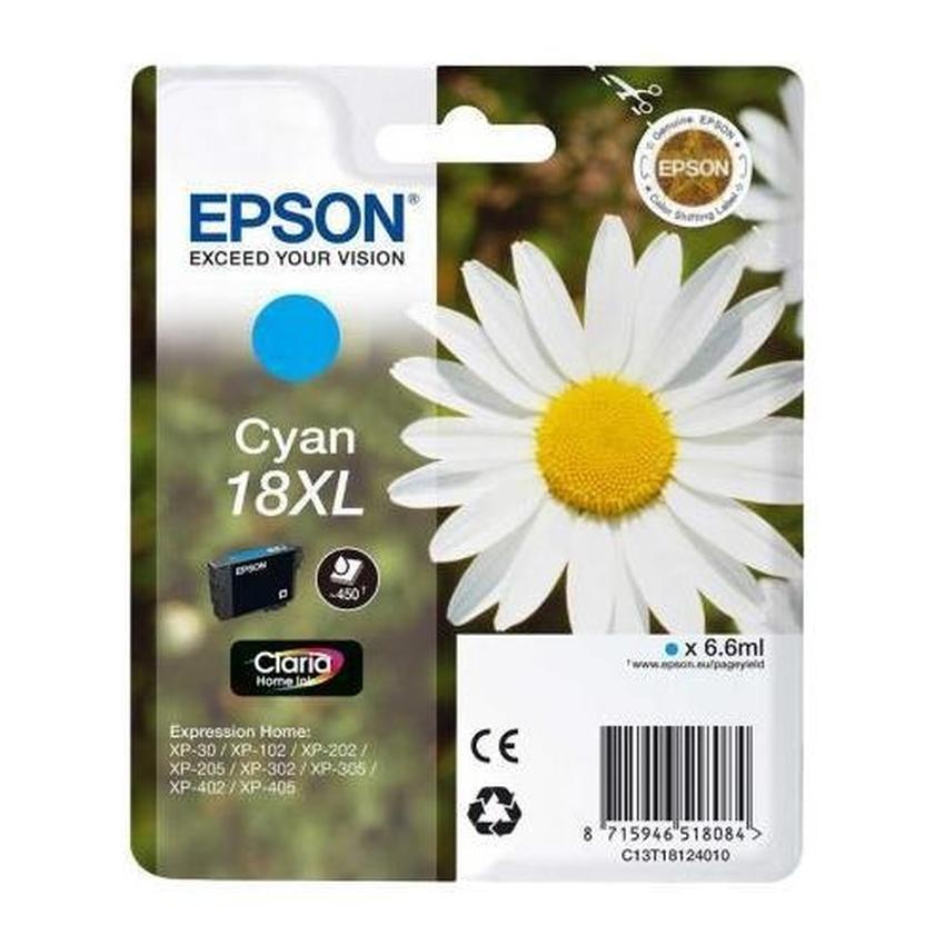Tusz Epson T1812 [C13T18124010]