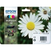 Tusz Epson T1806 zestaw CMYK [C13T18064010]
