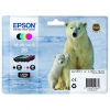 Tusz Epson T2616 zestaw CMYK