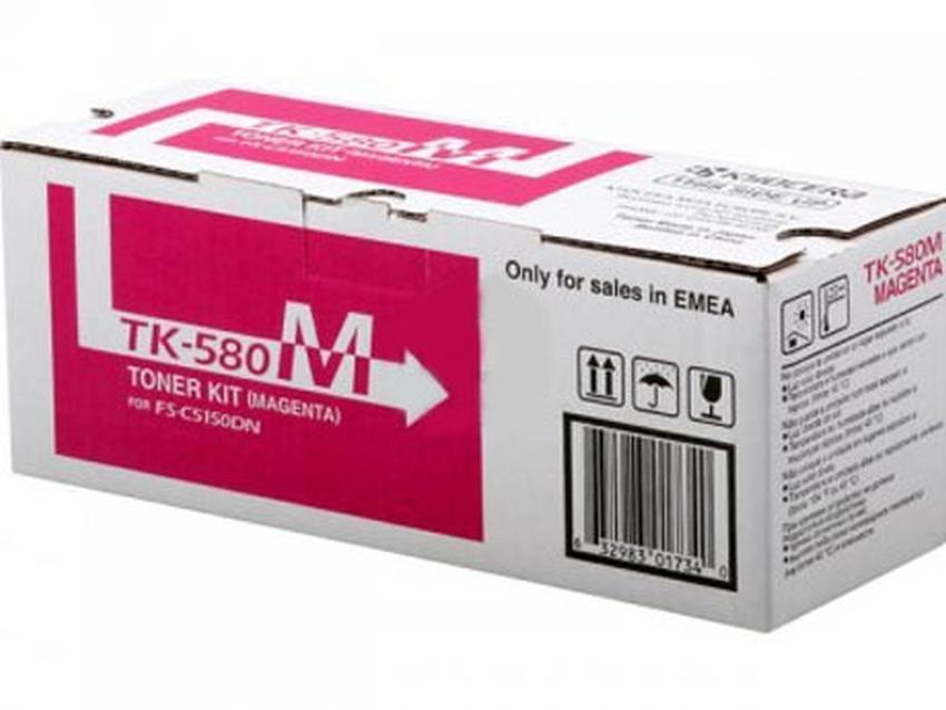 Toner Kyocera TK580M