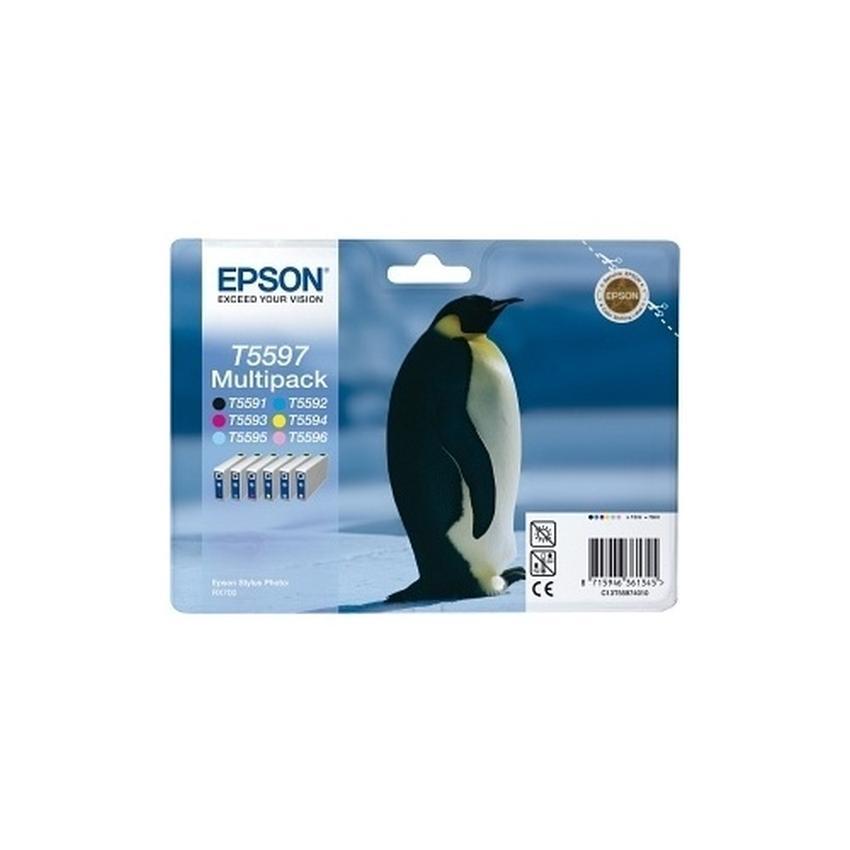 Tusz Epson T5597 zestaw
