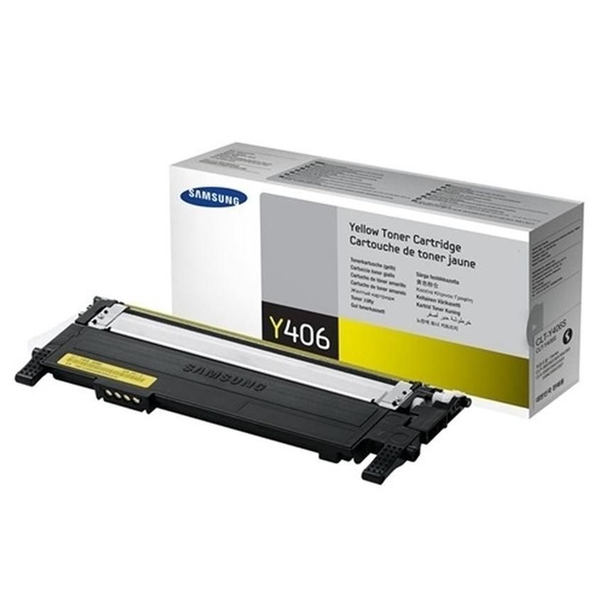 Toner Samsung CLT-Y406S