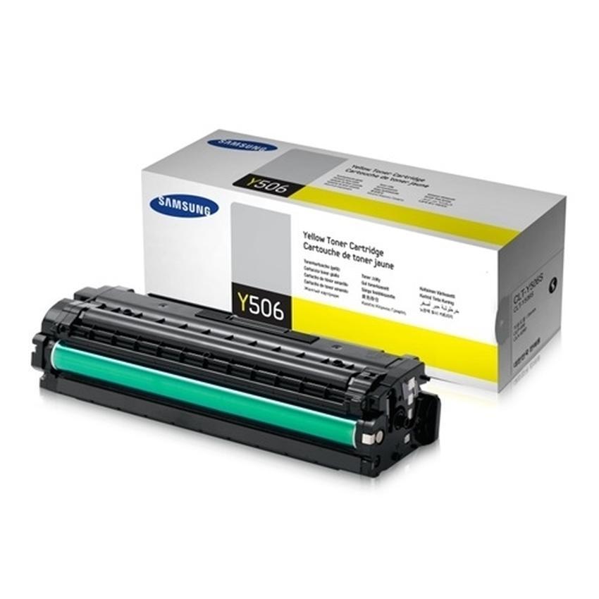 Toner Samsung CLT-Y506S