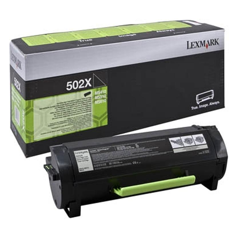 Toner Lexmark 502X [50F2X00]