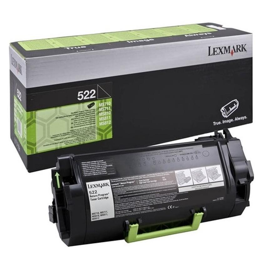 Toner Lexmark 522 [52D2000]