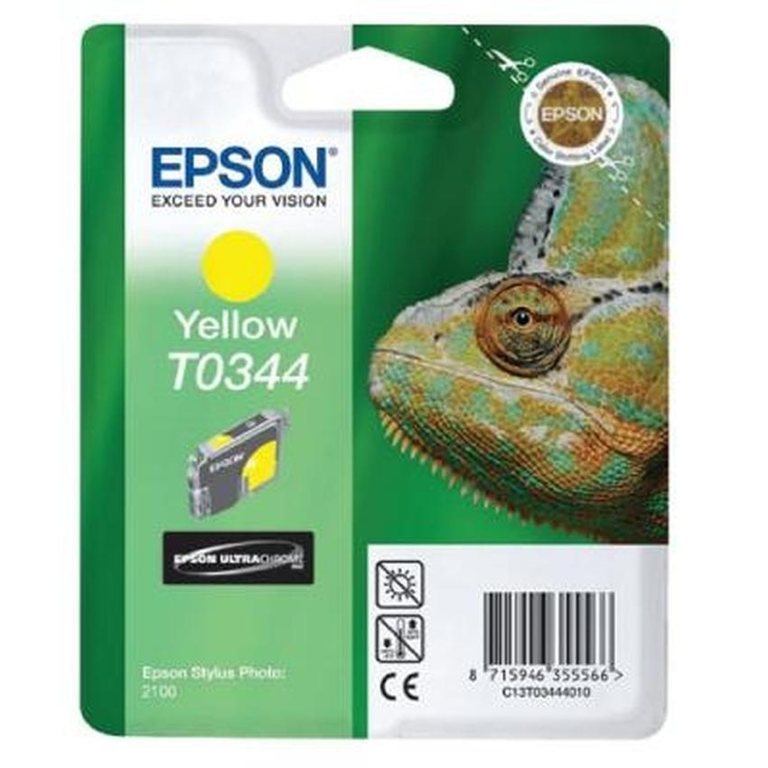 Tusz Epson T0344