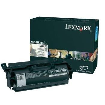 Toner Lexmark X651H31E