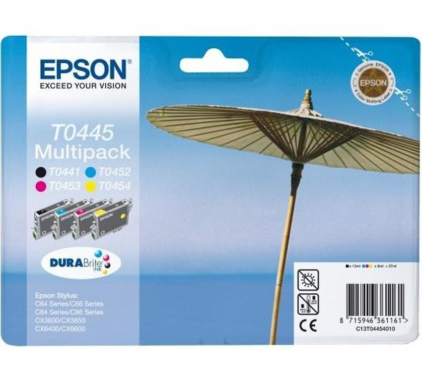 Tusz Epson T0445 Multipack