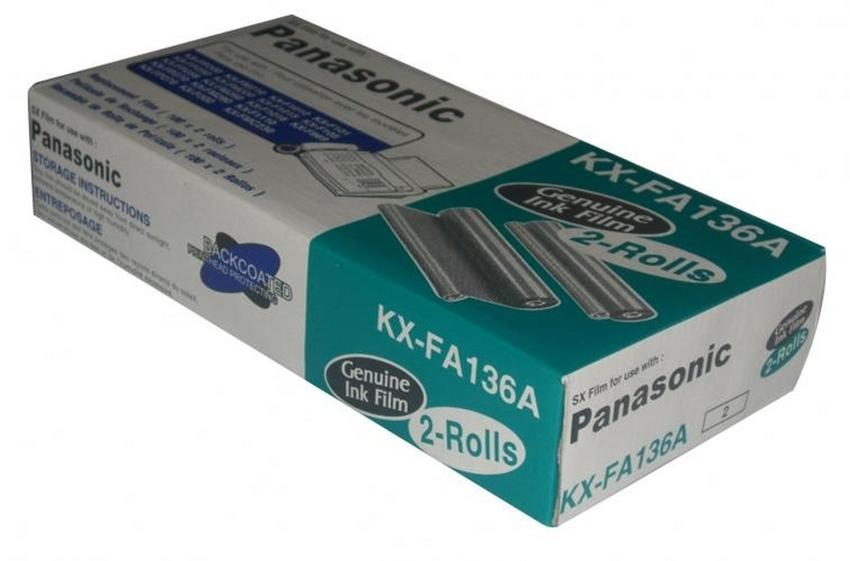 Folia termotransferowa Panasonic KX-FA136A-E