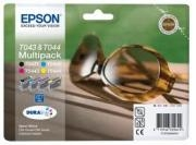 Tusz Epson T043&T044 Multipack