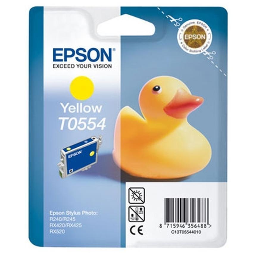 Tusz Epson T0554