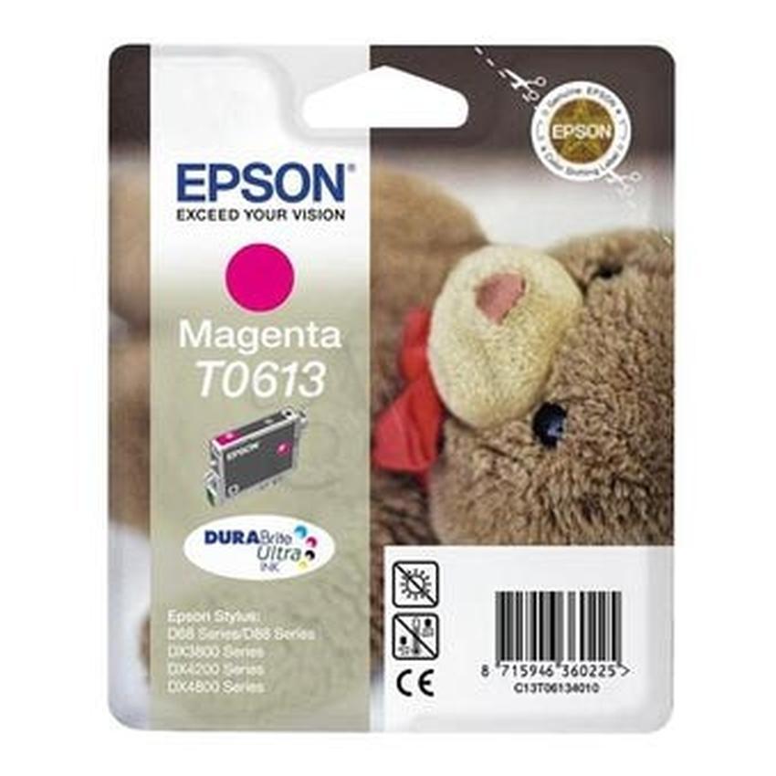 Tusz Epson T0613 [C13T06134010]
