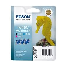 Tusz Epson T048C Multipack