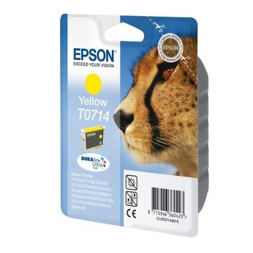 Tusz Epson T0714 [C13T07144011]