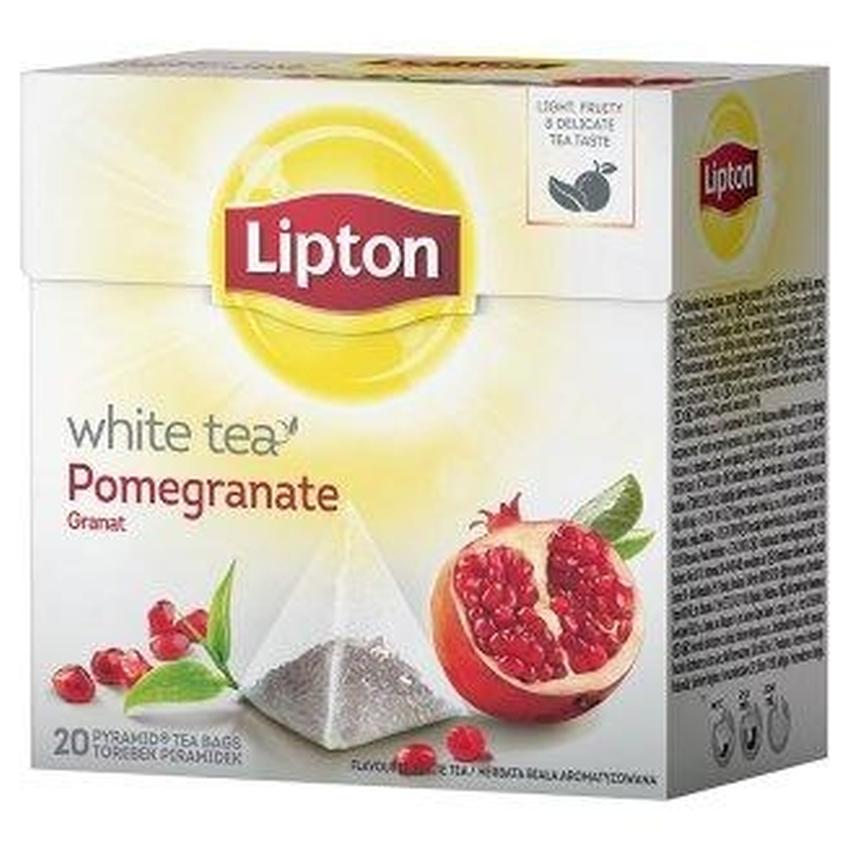 HERBATA LIPTON WHITE TEA